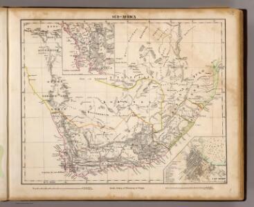Sud-Africa.