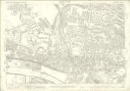 Lanarkshire, Sheet  006.05 - 25 Inch Map