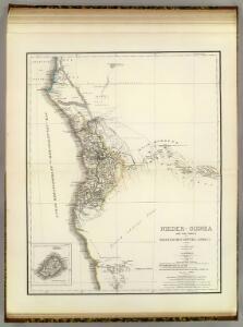 Nieder Guinea, W. Mittel-Africa.