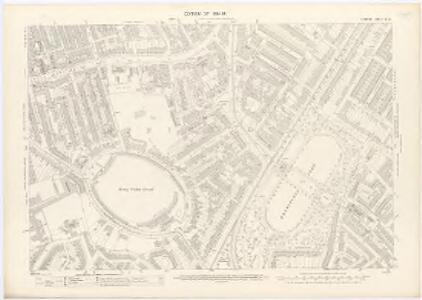 London XI.14 - OS London Town Plan
