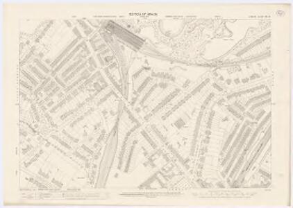 London XV.37 - OS London Town Plan