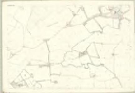 Ayr, Sheet XII.15 (Stewarton) - OS 25 Inch map