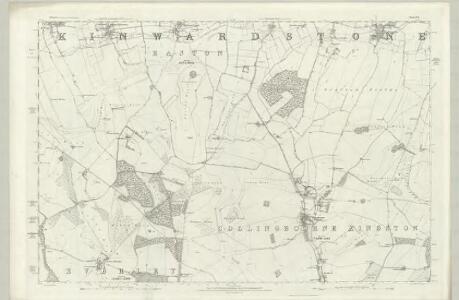 Wiltshire XL - OS Six-Inch Map