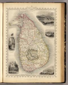 Ceylon.
