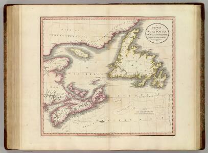 Nova Scotia, Newfoundland, &c.