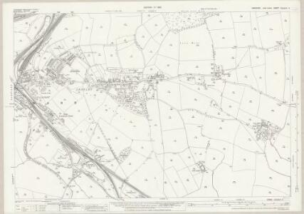 Yorkshire CCLXXV.9 (includes: Barnsley; Darfield; Wombwell; Worsborough) - 25 Inch Map
