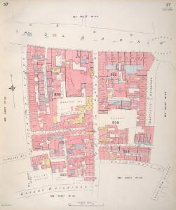 Insurance Plan of City of London Vol. II: sheet 37