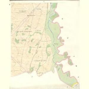 Wessely - c8515-1-004 - Kaiserpflichtexemplar der Landkarten des stabilen Katasters