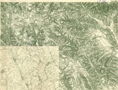 III. vojenské mapování 4663/1