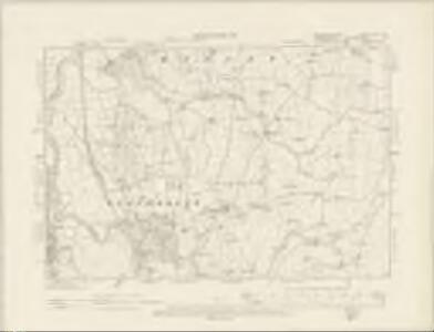 Caernarvonshire XIV.SW - OS Six-Inch Map