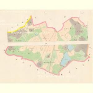 Rimberg - c5981-3-001 - Kaiserpflichtexemplar der Landkarten des stabilen Katasters