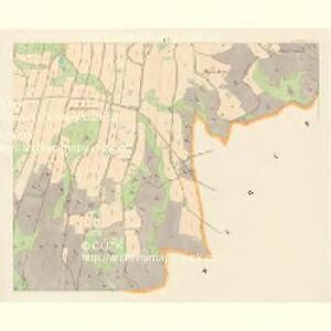 Gross Nixdorf - c4628-1-012 - Kaiserpflichtexemplar der Landkarten des stabilen Katasters