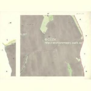 Mitter Beczwa (Prostředny Beczwa) - m2424-1-003 - Kaiserpflichtexemplar der Landkarten des stabilen Katasters