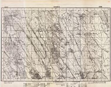 Lambert-Cholesky sheet 5268 (Şchiopeni)