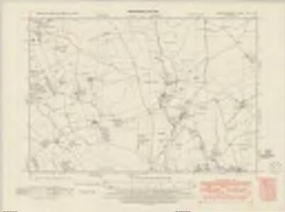 Hertfordshire XIII.NW - OS Six-Inch Map