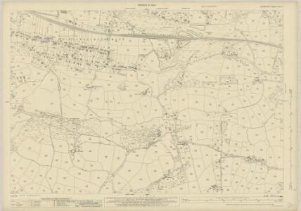 Glamorgan XXIII.3 (includes: Swansea) - 25 Inch Map