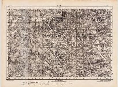 Lambert-Cholesky sheet 3360 (Buia)