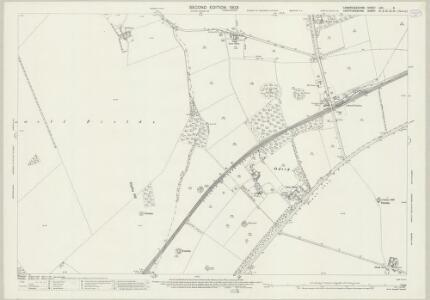 Cambridgeshire LXII.3 (includes: Ashwell; Guilden Morden; Kelshall; Steeple Morden) - 25 Inch Map