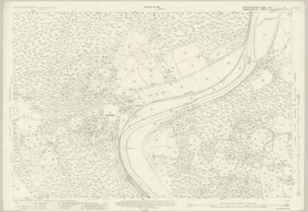 Gloucestershire XLVI.2 (includes: St Briavels; Trelech United) - 25 Inch Map