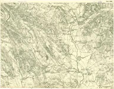 III. vojenské mapování 4560/2