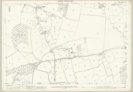 Essex (1st Ed/Rev 1862-96) IX.14 (includes: Debden; Wimbish) - 25 Inch Map