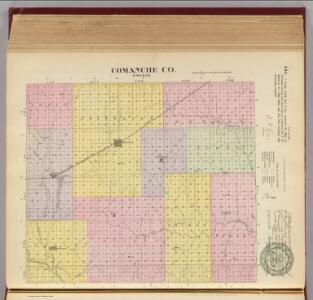 Comanche Co., Kansas.