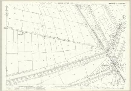 Cambridgeshire XI.4 (includes: Elm; Wisbech St Mary) - 25 Inch Map