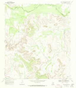 Indian Mesa NE