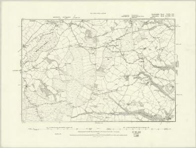 Herefordshire XVII.NW - OS Six-Inch Map