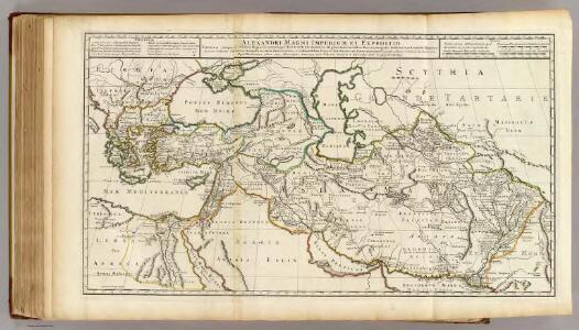 Alexandri Magni Imperium et Expeditio.
