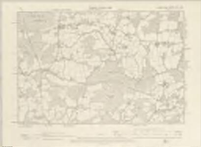Sussex XLIV.NW - OS Six-Inch Map