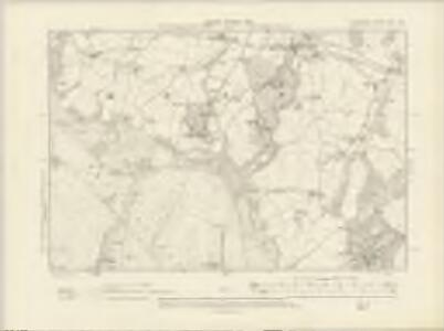 Devonshire XCII.SW - OS Six-Inch Map