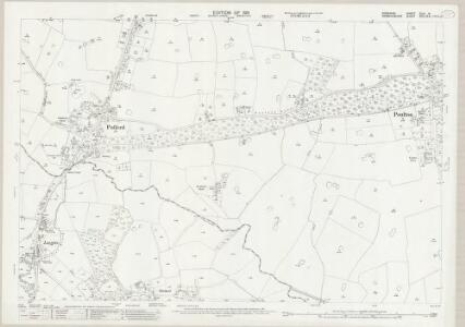 Cheshire XLVI.14 (includes: Allington; Burton; Poulton; Pulford) - 25 Inch Map