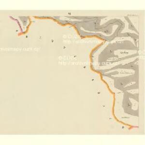Alt Daubitz - c1452-1-006 - Kaiserpflichtexemplar der Landkarten des stabilen Katasters