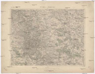 Wittingau und Moldauthein