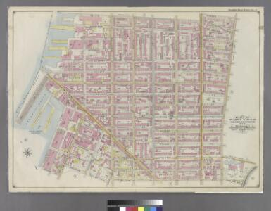 Part of Wards 6,10 & 12. Land Map Section, No. 2, Volume 1, Brooklyn Borough, New York City.