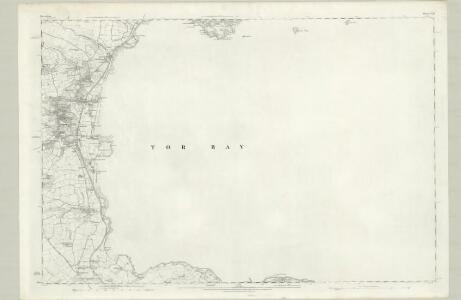 Devonshire CXXII - OS Six-Inch Map