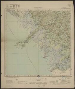 Afrique occidentale française-carte régulière. Conakry