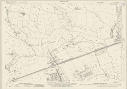 Durham L.4 (includes: Billingham; Grindon; Norton; Stockton On Tees) - 25 Inch Map
