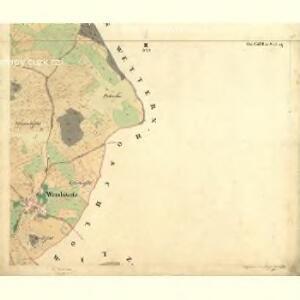 Tweras - c7609-1-002 - Kaiserpflichtexemplar der Landkarten des stabilen Katasters