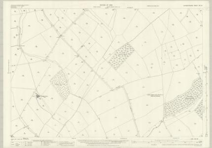 Leicestershire XIII.16 (includes: Freeby; Garthorpe; Sproxton; Waltham) - 25 Inch Map