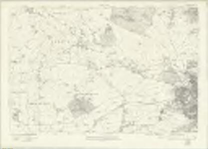 Derbyshire XLIX - OS Six-Inch Map
