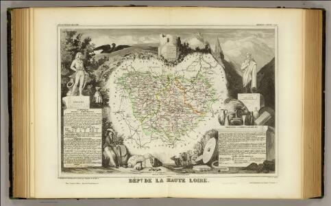 Dept. De La Haute Loire.