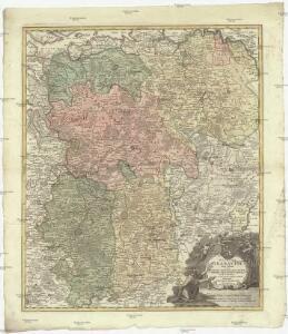 Ducatus Brabantiae nova tabula