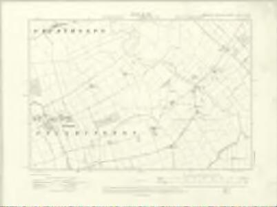 Yorkshire CCXXIII.NW - OS Six-Inch Map