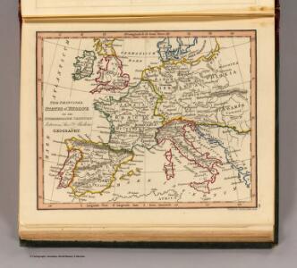 Europe, intermediate century.