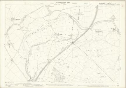 Westmorland XL.9 (includes: Dent; Middleton; Sedbergh) - 25 Inch Map