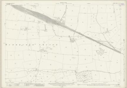Durham XLII.16 (includes: Heighington; Shildon) - 25 Inch Map