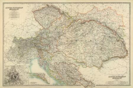 Composite:  Austro-Hungarian Monarchy.