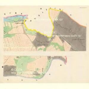 Steinkirchen - c3026-1-002 - Kaiserpflichtexemplar der Landkarten des stabilen Katasters